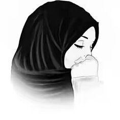 Gambar profil wa wanita hijab