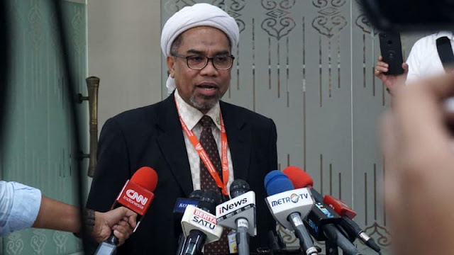 Eggi Sudjana Somasi Ngabalin karena Catut Badan Koordinasi Muballigh