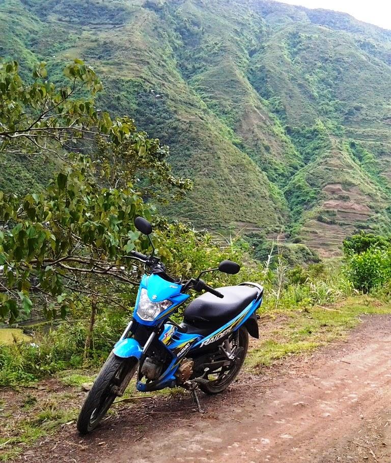 Suzuki Raider J Pro Spec And Price: Rizla+ Blue Suzuki Raider J 115 FI
