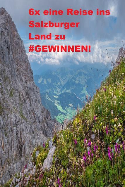Urlaub im Salzburger Land zu gewinnen