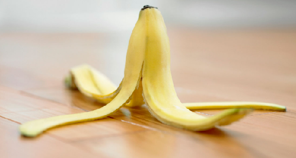 What are the benefits of banana peel for men ?