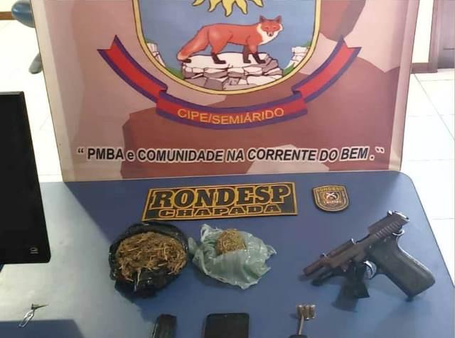 Rondesp Chapada e Cipe Semiárido combatem organização criminosa em Lapão