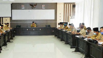 Penyebaran Covid-19 Masih Menjadi Perhatian Bupati Lombok Timur