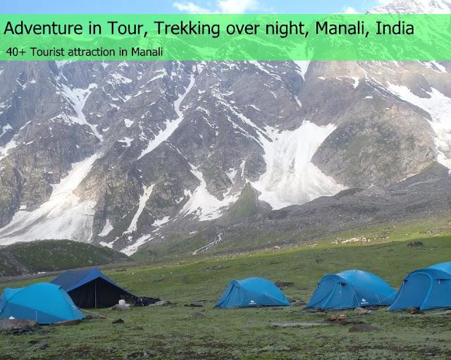 manali trekking, treks near manali