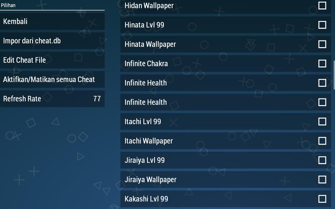 tekken 6 psp cheats download