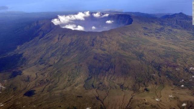 Una erupción volcánica causó un 'año sin verano' en 1816