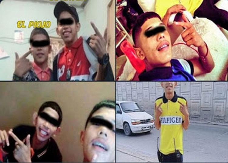 """""""El Piojo"""" y """"El Ratón""""... estos son los niños sicarios del Cártel del Noreste que reemplazan a """"Juanito Pistolas"""" en Nuevo Laredo, Tamaulipas"""