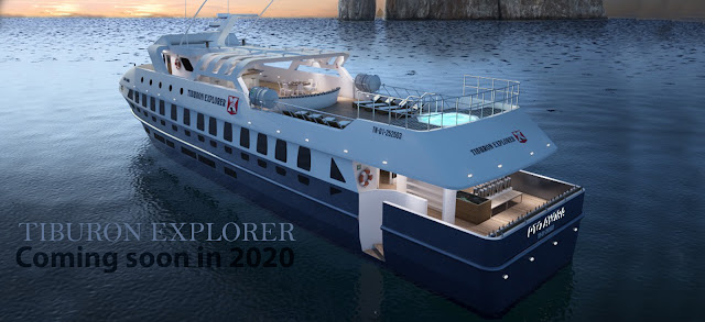Tiburon Explorer of Galapagos - Coming Soon 2020