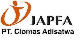 Loker Admin Terbaru di PT. Ciomas Adisatwa (Japfa Group) Agustus 2016