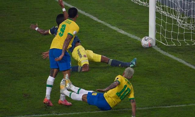 الان تردد قناة مفتوحة لمشاهدة مباراة البرازيل والارجنتين فى نهائى كوبا امريكا
