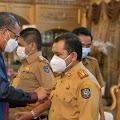 Gubernur Sulsel Lantik Pjs Bupati 7 Kabupaten, Ini Nama-Namanya