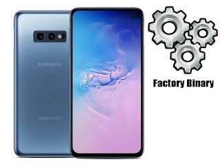 روم كومبنيشن Samsung Galaxy S10e SM-G9708