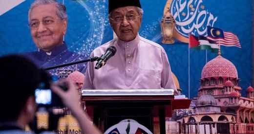 """الأناضول - كوالالمبور/ عمر فاروق يلدز - قال رئيس الوزراء الماليزي مهاتير محمد، الخميس، إن عملاق الاتصالات الصينية """"هواوي"""" تمكنت من التفوق على التكنولوجيا الأمريكية، وعلى واشنطن منافسة بكين في هذا المجال."""