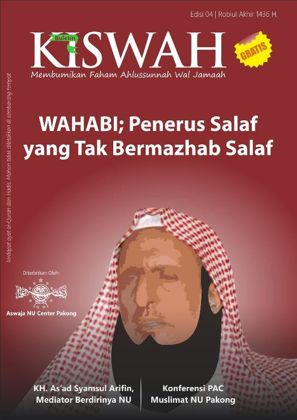 Download Buletin Kiswah Edisi 04 Robiul Akhir 1436 H