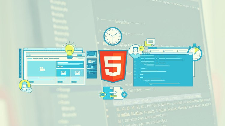 50% off Learn Web Development Using HTML5 Advanced Programing