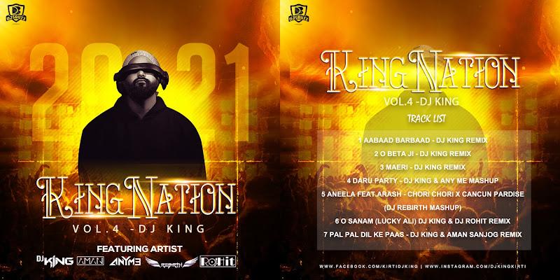 KINGNATION VOL.4 – DJ KING