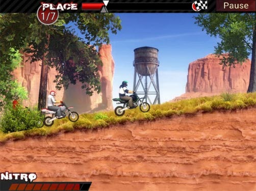 تحميل Dirt Bikes Super Racing