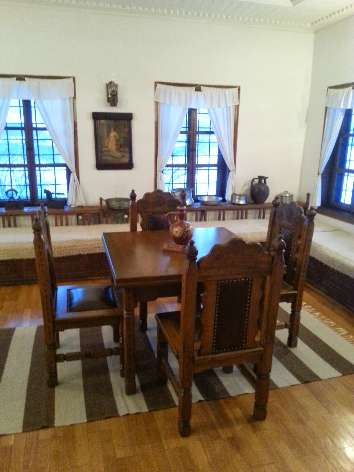 Arbanashki han meeting room