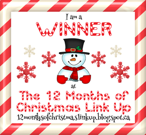 Winner #52  the 12 months of christmas