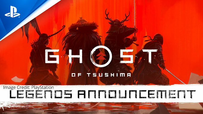 PS4 and Xbox X Series Got a New Exclusive Announcement of Ghost Of Tsushima: Legends