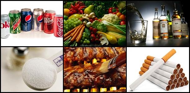 Makanan Yang Menjadi Pemicu Kanker