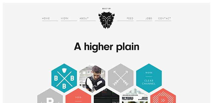 Flat UI design inspiration