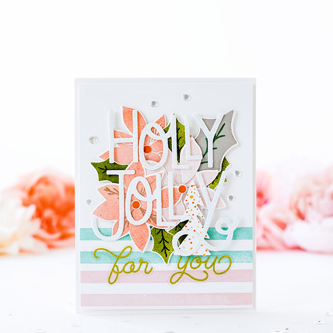 Holly Jolly For You - The Stamp Market - Ivana Creates