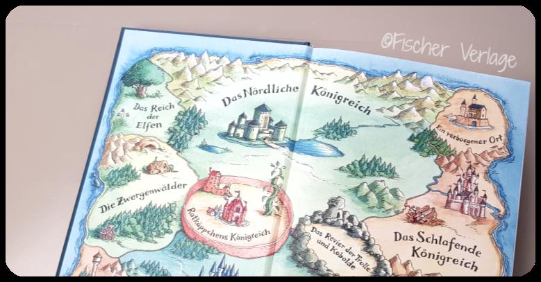 Favolina Und Junior Land Of Stories Das Magische Land 1 Die