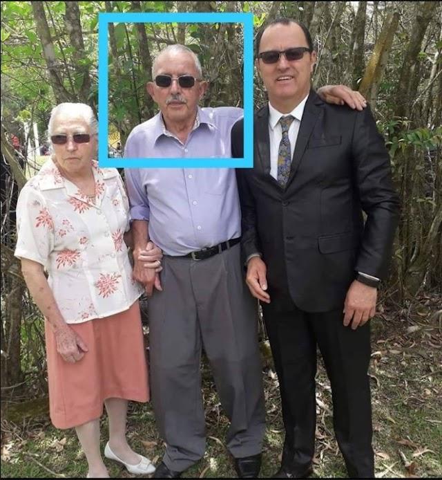 Senhor Recolhe Diácono Mais Antigo no Município de Jaguariaíva PR