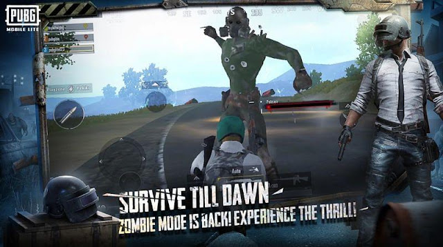 PUBG Mobile Lite 0.19.0 update features Zombie mode, new vehicles and more