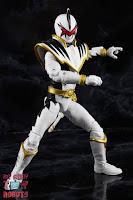 Power Rangers Lightning Collection Dino Thunder White Ranger 23