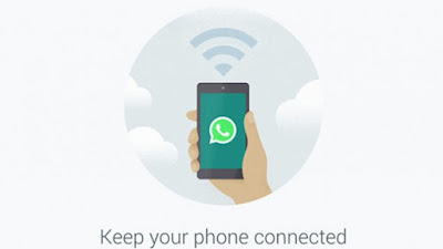 How does WhatsApp technology works?