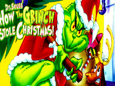 Best Christmas movies to watch with your kids - Dr. Seuss' How the Grinch Stole Christmas (1966)