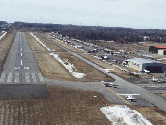 COPA Flight 8 Ottawa: Mascouche Airport - Background