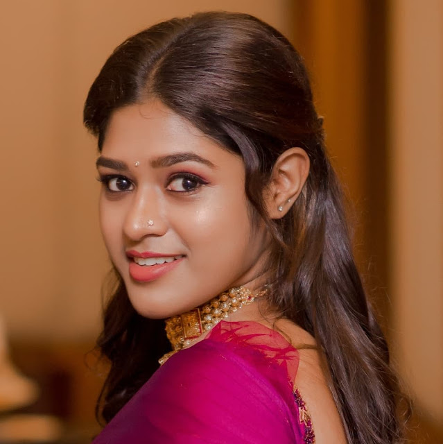 Actress Athira Harikumar