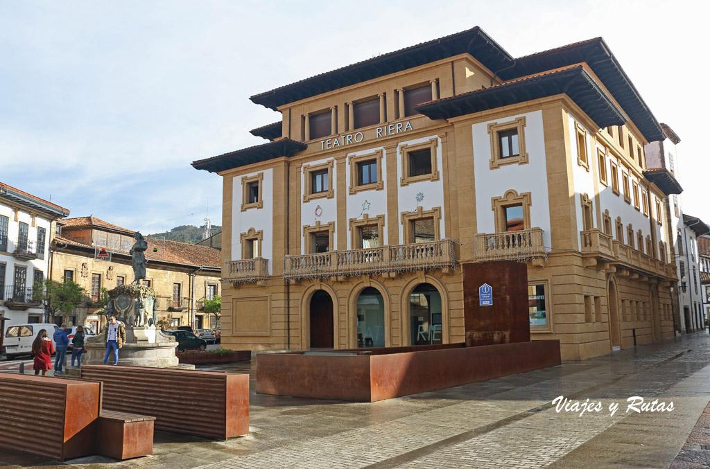 Teatro Riera de Villaviciosa