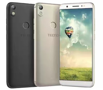 Specification and Price of Tecno Camon I Air with 18:9 FullView Display