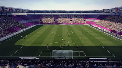 PES 2020 Geneva Stadium