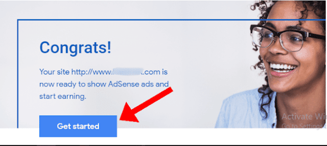 Your AdSense is Approved