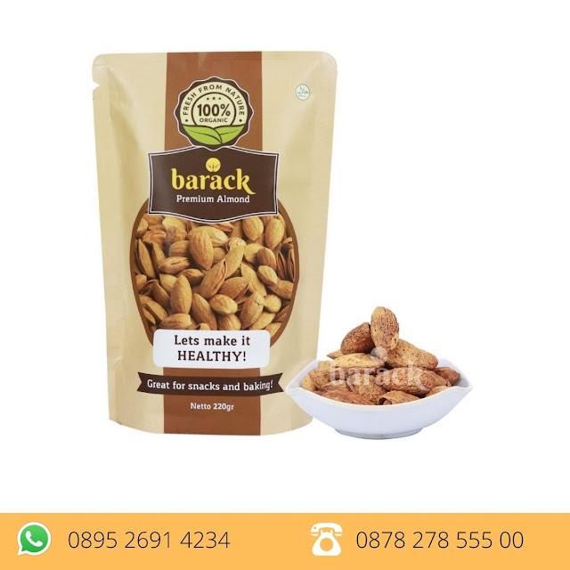 Kacang almond, oleh oleh haji
