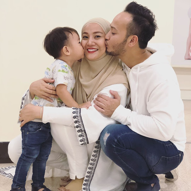 Tahniah - Yana Samsudin Sedang Hamil 8 Bulan