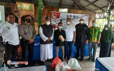 Ditresnarkoba Poldasu Luncurkan Aplikasi Sumut Bersinar Di Wisata Mangrove