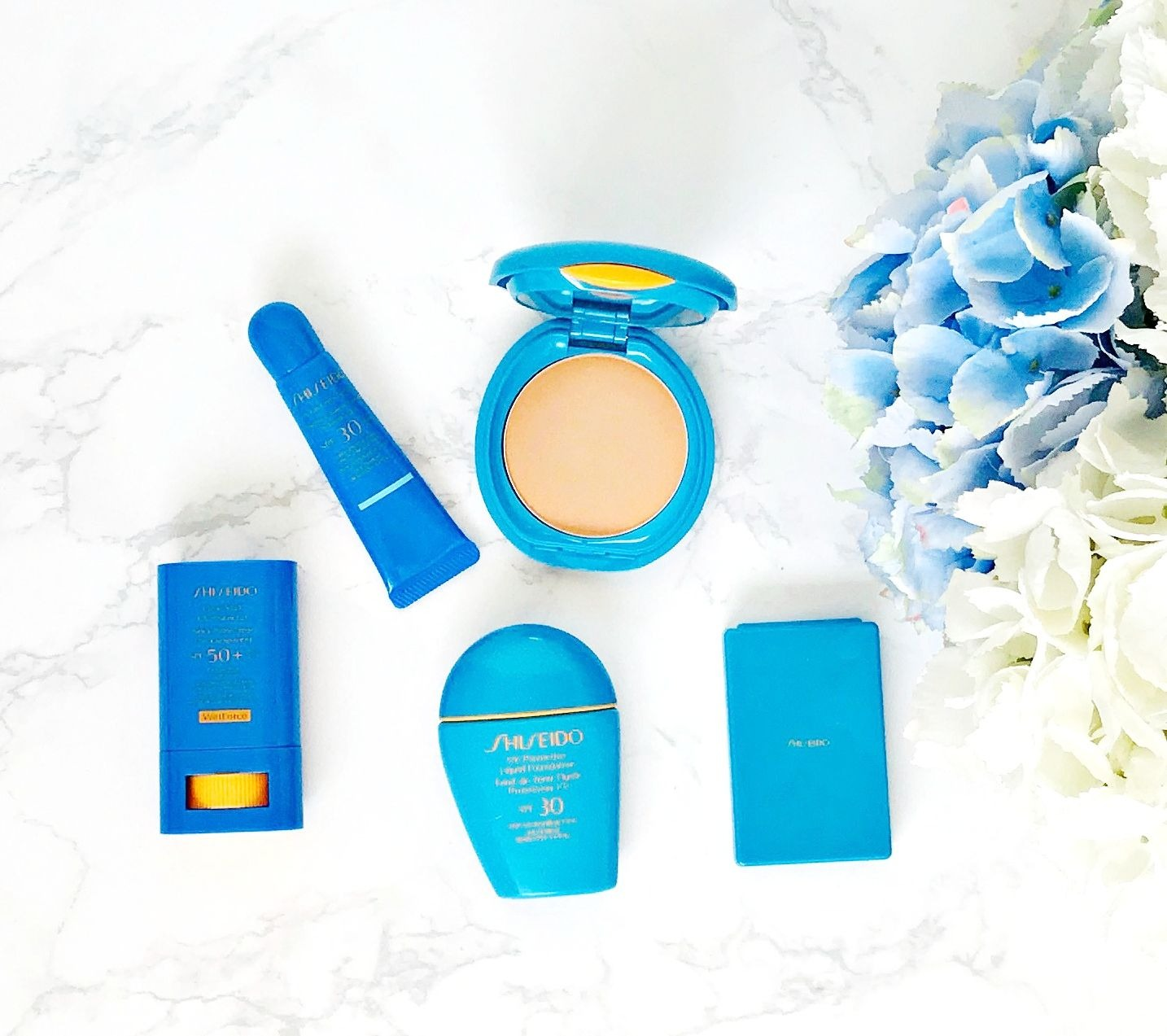 Shiseido Summer Essentials Review