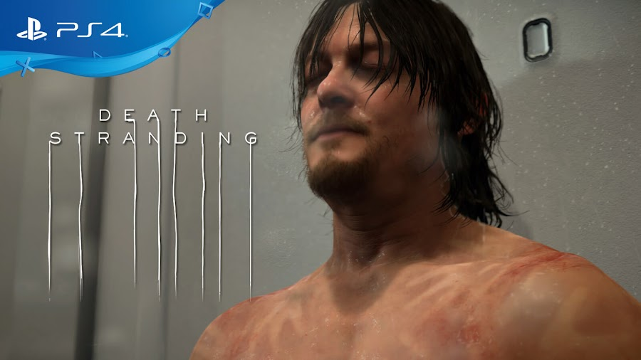 death stranding very easy mode hideo kojima ps4 norman reedus character sam