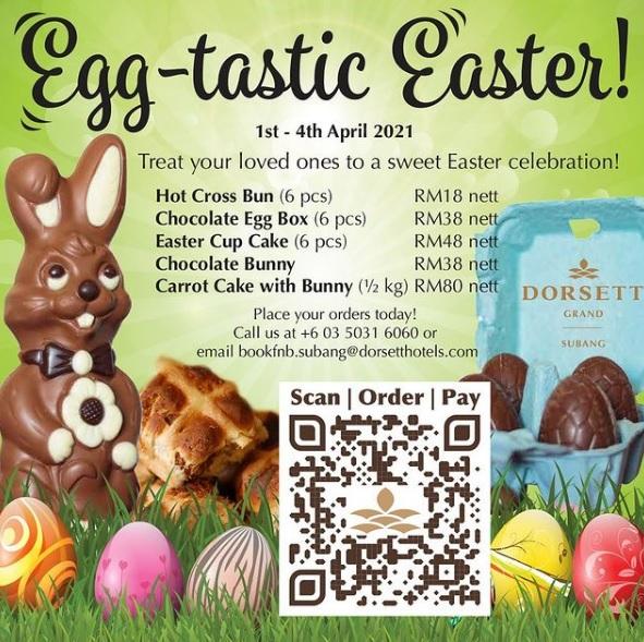 Easter 2021 dorsett grand subang