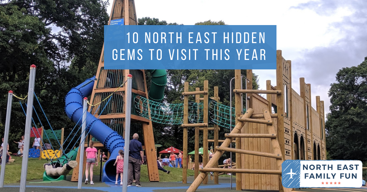 10 North East Hidden Gems to Visit this Year