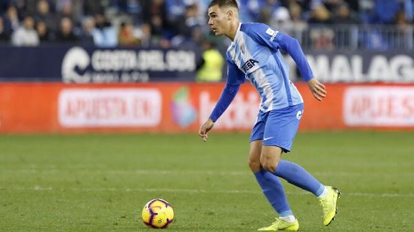 Málaga, Hugo Vallejo apunta a no renovar su contrato