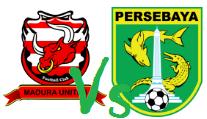 Derby Jawa Timur MADURA UNITED vs PERSEBAYA SURABAYA