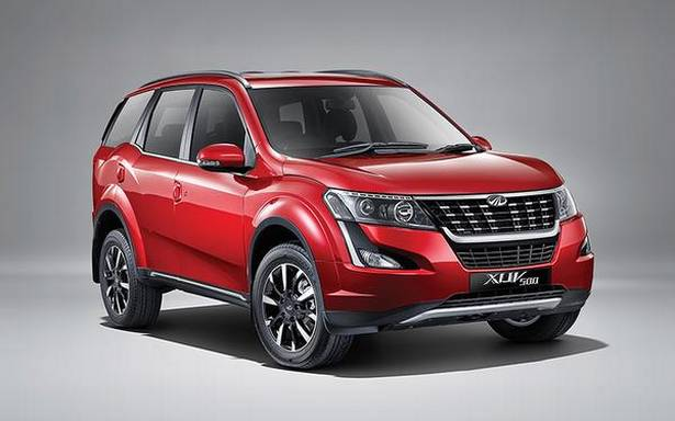 New 2018 XUV 500 SUV Wallpaper