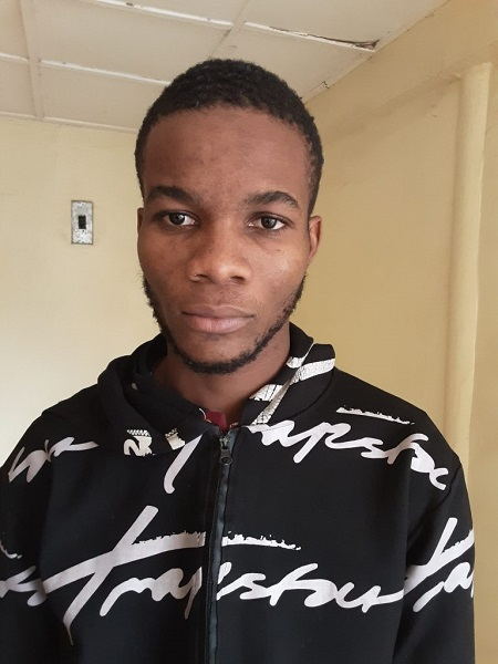 Young Nigerian Fraudster Sentenced to 5 Years In Prison (Photo) #Arewapublisize